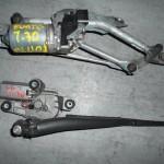 Ruitenwissermotors - Ruitenwissermechanisme