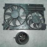 Ventilators verwarming -en koeling