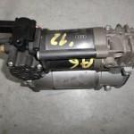 Luchtveringpompen - aircopomp -en zakken