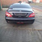 Mercedes CLS250cdi 2011
