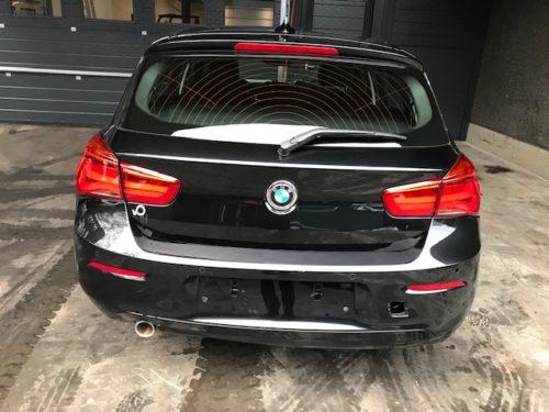BMW 1REEKS 2018